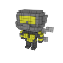 Moxel - Voxel - The Wasp