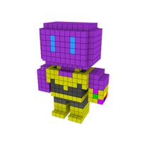 Moxel - Voxel - Thanos