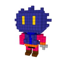 Moxel - Voxel - Spikor