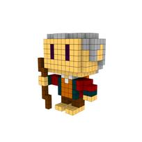 Moxel - Voxel - Bilbo