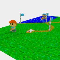 Moxel - Voxel - Settlers - Leveler