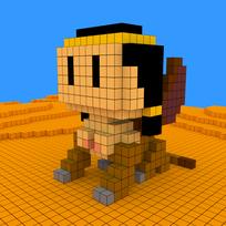 Moxel - Voxel - Sphinx