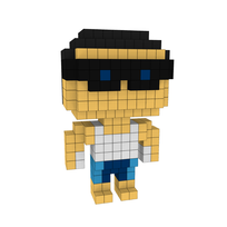 Moxel - Voxel - One Punch Man - Tanktop Swimmer
