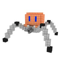 Moxel - Voxel - Doom - Arachnotron