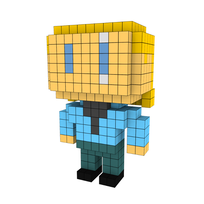 Moxel - Voxel - One Punch Man - King