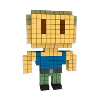 Moxel - Voxel - One Punch Man - Tanktop Master