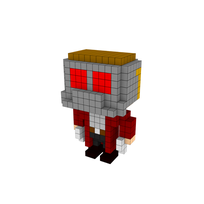 Moxel - Voxel - Star-Lord