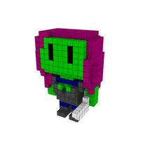 Moxel - Voxel - Gamora