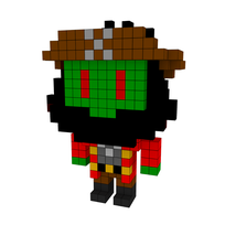 Moxel - Voxel - LeChuck