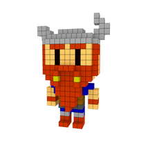 Moxel - Voxel - Erik the Swift