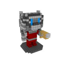 Moxel - Voxel - Mrrshan - Soldier