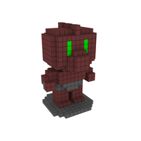 Moxel - Voxel - Sakkra - Soldier