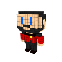 Moxel - Voxel - William Riker