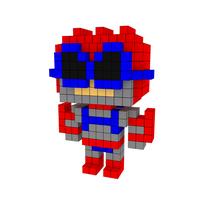Moxel - Voxel - Stratos