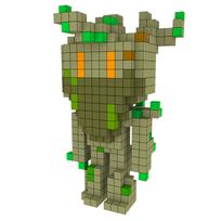 Moxel - Voxel - Treebeard