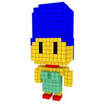 Moxel - Marge Simpson