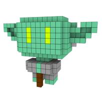 Moxel - Voxel - Yoda