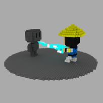 Moxel - Voxel - Raiden - Electricity