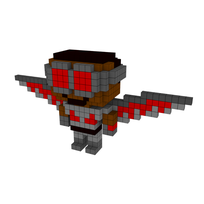 Moxel - Voxel - Falcon