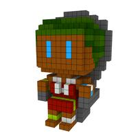 Moxel - Voxel - Voodoo Lady