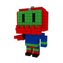 Moxel - Voxel - Trap Jaw
