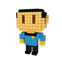 Moxel - Voxel - Spock