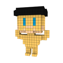 Moxel - Voxel - One Punch Man - Puri-Puri Prisoner - Angel Style