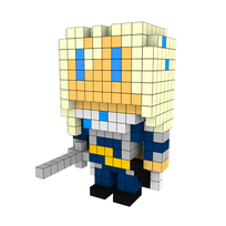 Moxel - Voxel - One Punch Man - Flashy Flash