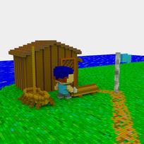 Moxel - Voxel - Settlers - Ship Maker