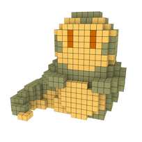 Moxel - Voxel - Jabba the Hut