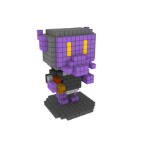Moxel - Voxel - Gnolams - Soldier