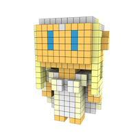 Moxel - Voxel - Galadriel