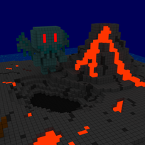 Moxel - Voxel - Cthulhu
