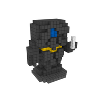 Moxel - Voxel - Silicoids - Spy