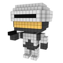 Moxel - Voxel - Robocop