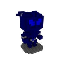 Moxel - Voxel - Klackons - Spy