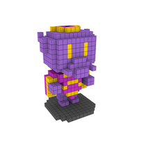 Moxel - Voxel - Gnolams - Leader