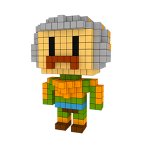 Moxel - Voxel - Man-At-Arms