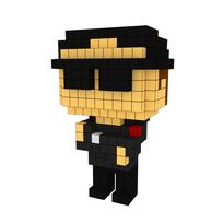 Moxel - Voxel - Bud Bundy
