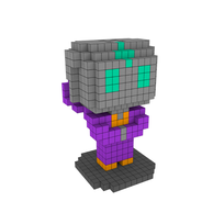 Moxel - Voxel - Psilons - Leader