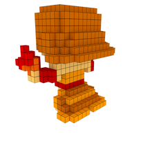 Moxel - Voxel - Lina