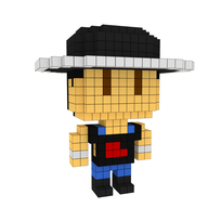 Moxel - Voxel - Kung Lao