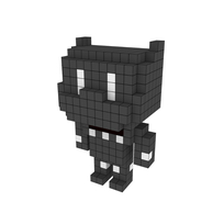 Moxel - Voxel - Black Panther