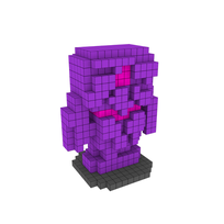Moxel - Voxel - Silicoids - Leader