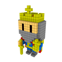 Moxel - Voxel - Karl der Große - Charlemagne