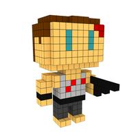 Moxel - Voxel - John McClane
