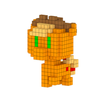Moxel - Voxel - Applejack