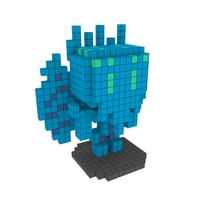 Moxel - Voxel - Trilarians - Spy