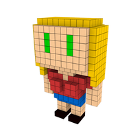 Moxel - Voxel - Penny
