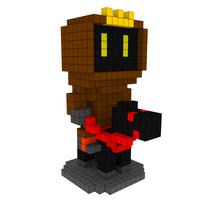 Moxel - Voxel - Necromancer